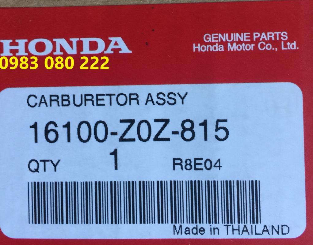 Bộ chế hoà khí Honda GX35