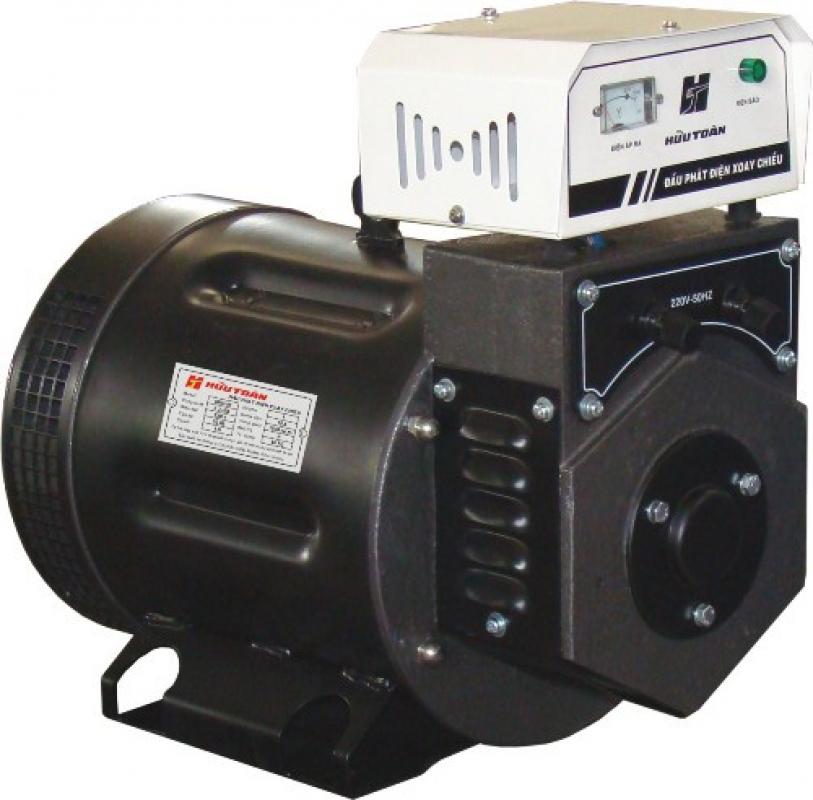 Đầu phát điện HTA12.5T- 12.5KW