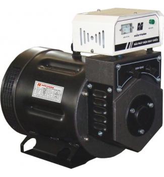 Đầu phát điện: HTA6.5S-6KVA