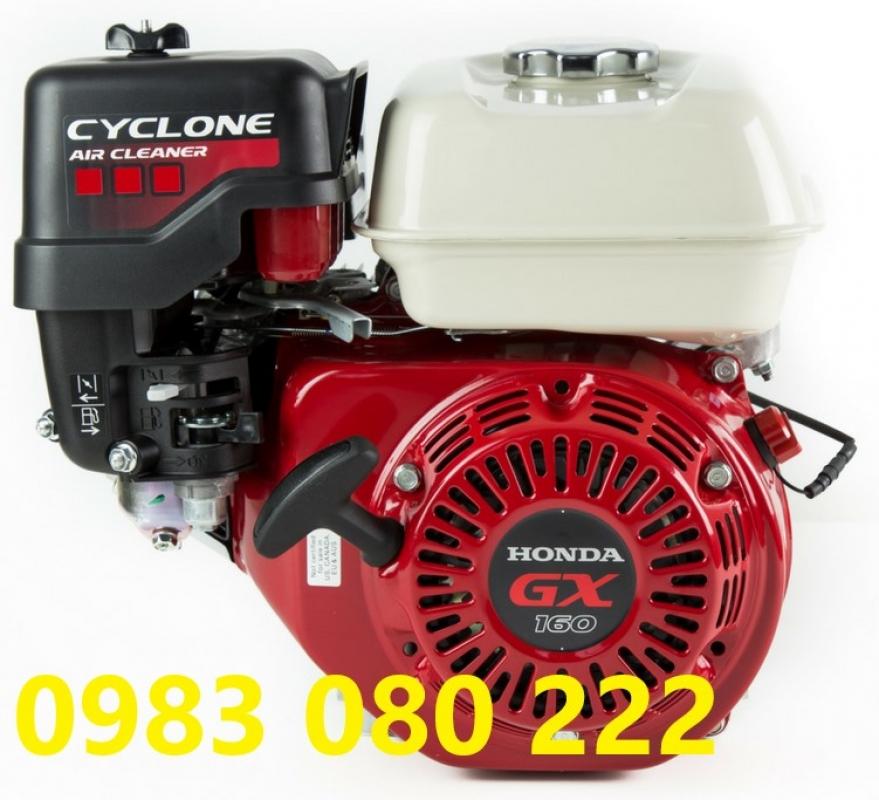 Động cơ Honda GX160T2 QC2 (lọc gió kép)