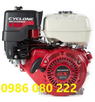 Động cơ Honda GX270T2 QC3 (Lọc gió kép)