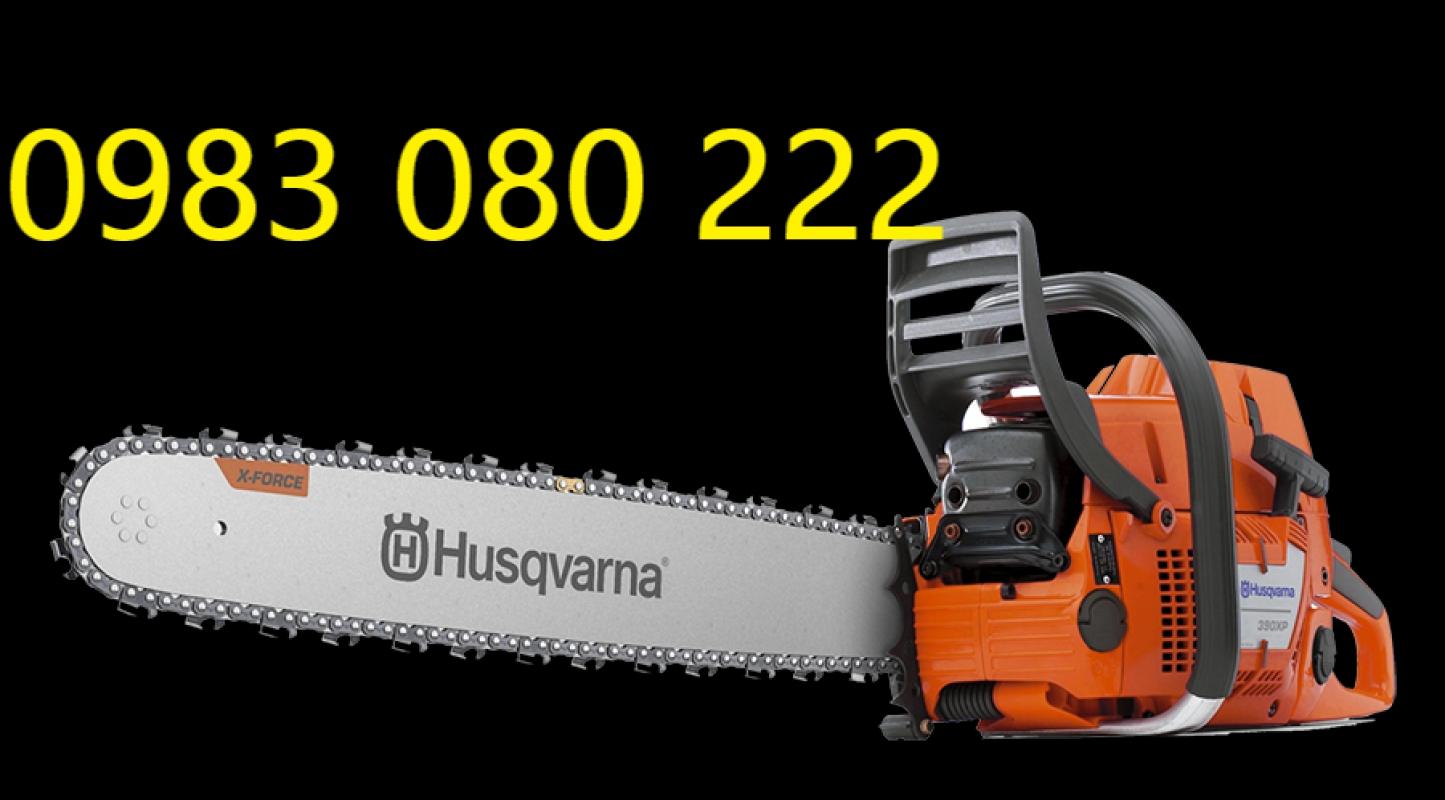 Cưa xích Husqvana 390XP (4.8KW)