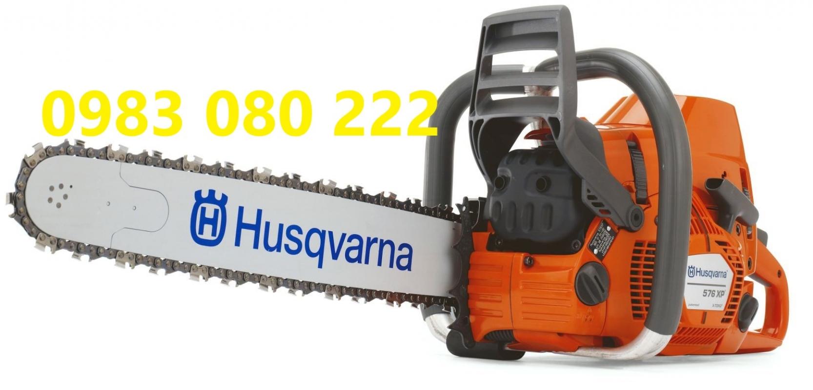 Cưa xích Husqvarna 576 (4.2KW)