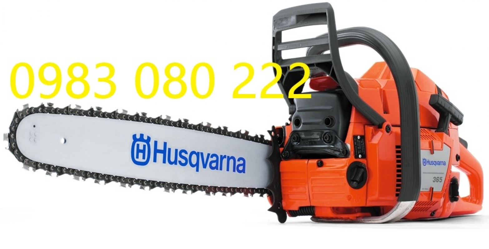 Cưa xích Husqvarna 365 (3.4KW)