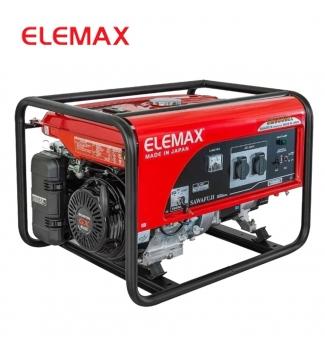 Máy phát điện ELEMAX SH6500EXS- Đề Điện