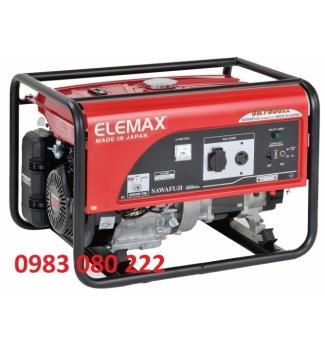 Máy phát điện ELEMAX SH7600EXS (Sawafuji)