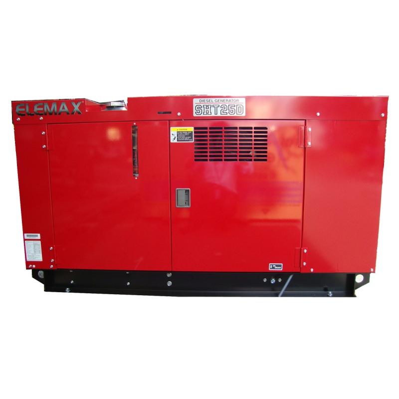 Máy phát điện ELEMAX SHT15D (Diesel -3 pha)