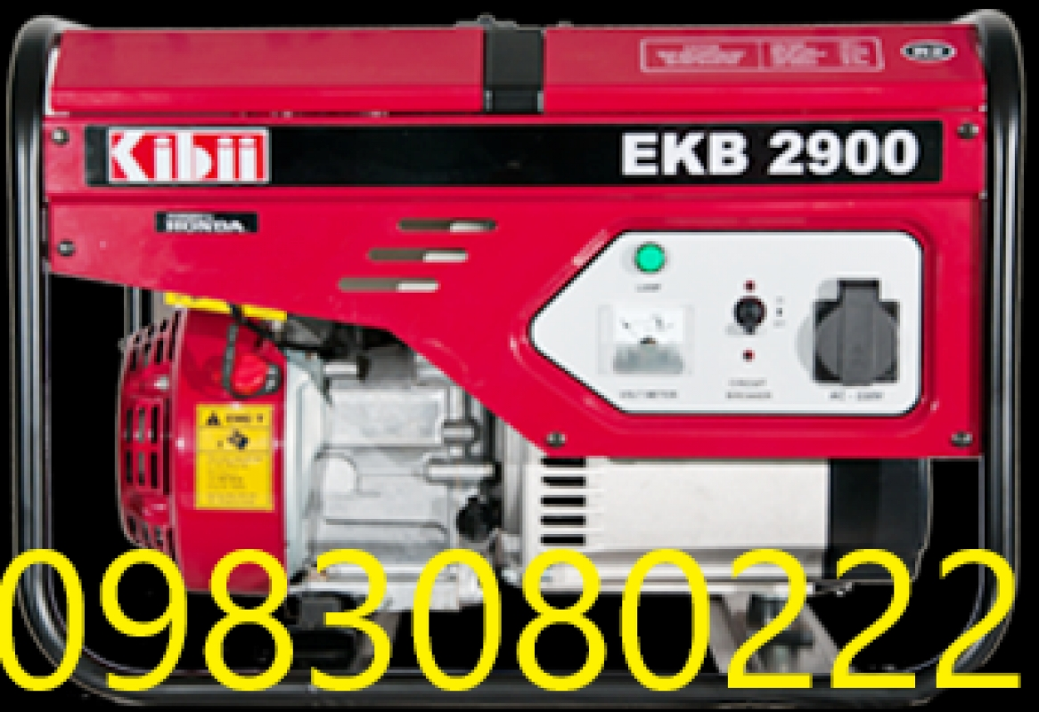 Máy phát điện Honda EKB 2900 R2