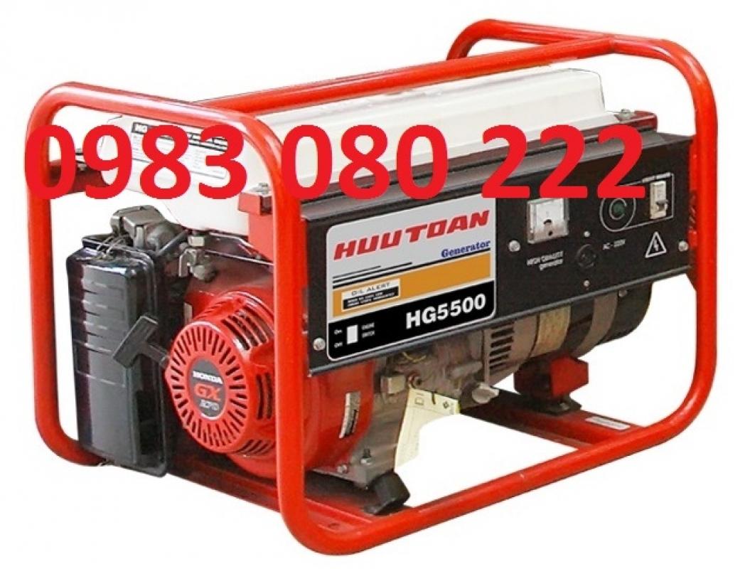 Máy phát điện Honda HG5500