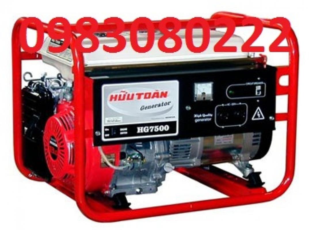 Máy phát điện Honda HG7500