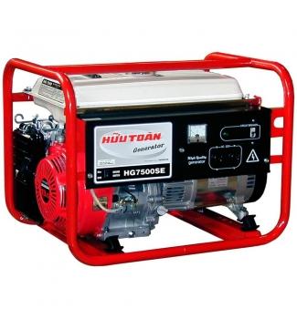 Máy phát điện Honda HG7500SE- Đề điện