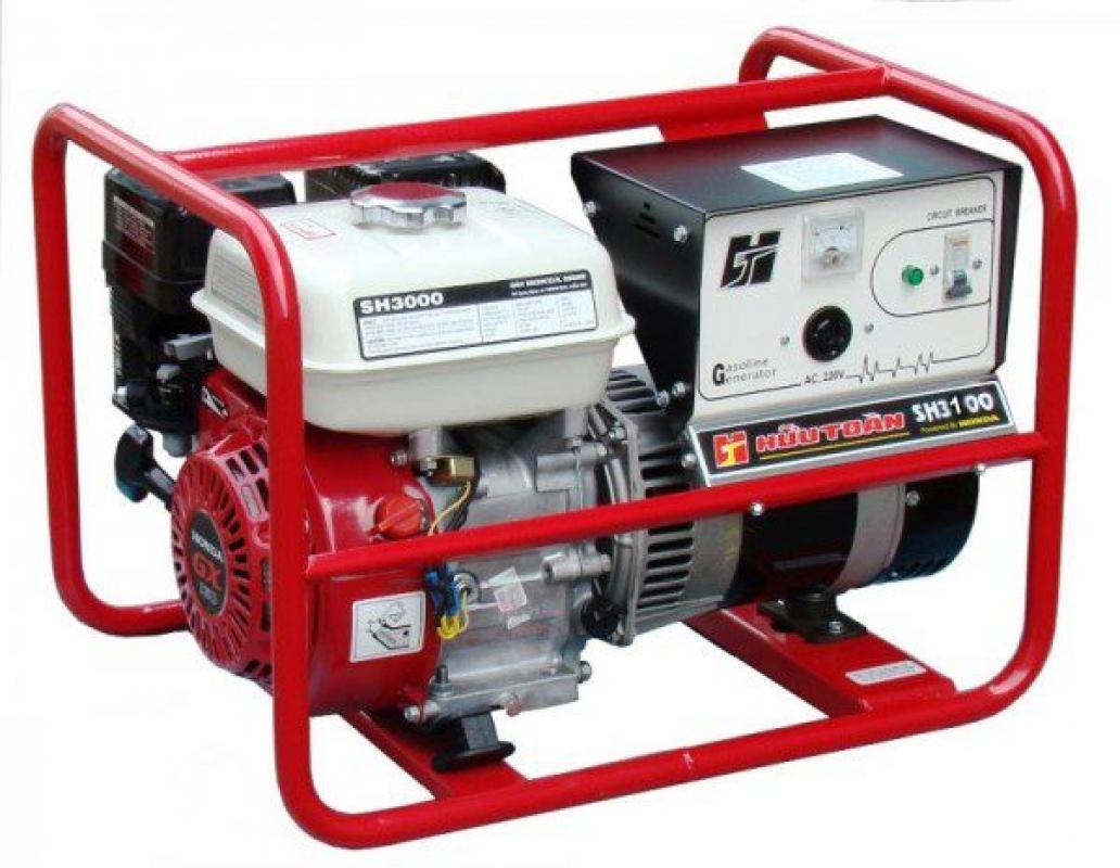 Máy phát điện Honda SH3100