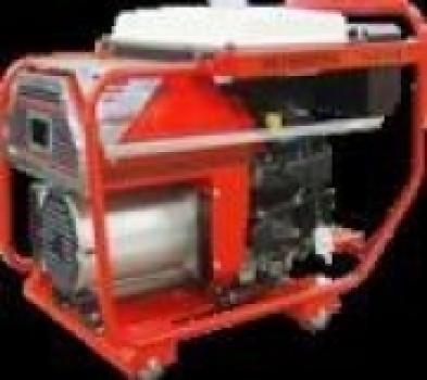 Máy phát điện Hữu Toàn HK16000 TDX 3 pha- máy trần